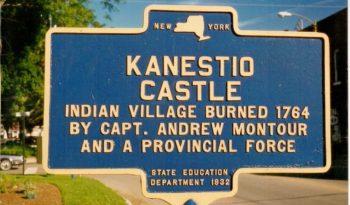 Kanestio Castle