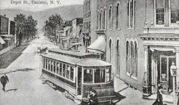 Depot Street Canisteo